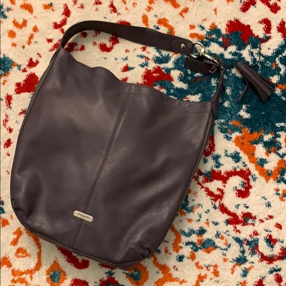 Coach Handbags - 💜Coach shoulder bag💜